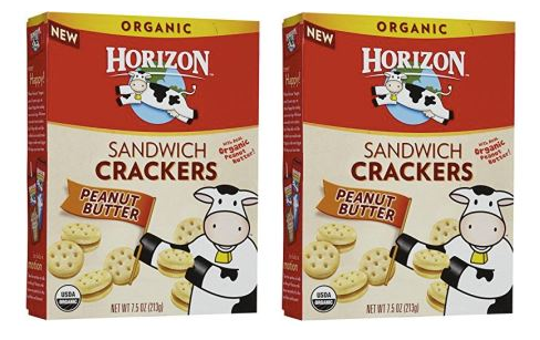 Get free Horizon Snack Crackers at Target this week