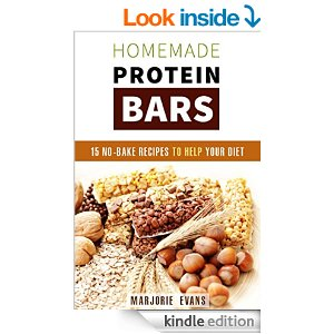 homemade protien bars