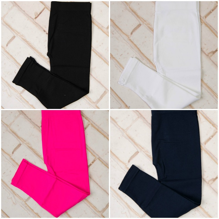 Get 2 pairs of Girl's Leggings for $10 shipped!