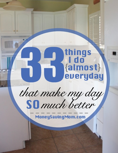 33 things I do everyday (1)