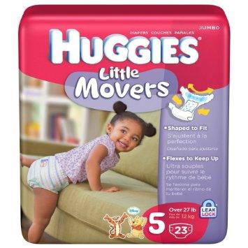 Print a new $2/1 Huggies Diapers coupon!!