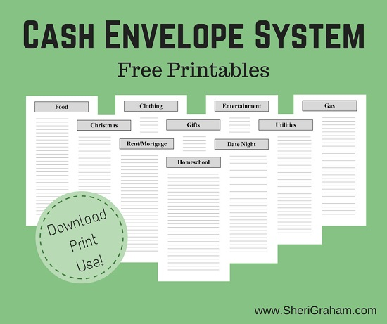 image about Printable Money Envelope identified as Cost-free printable Hard cash Envelope Procedure Economical Preserving Mother