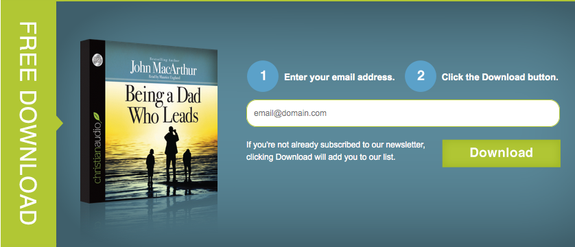Download a free copy of  Being a Dad Who Leads