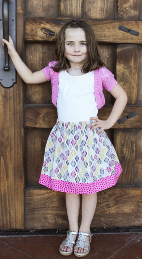 Girl's Summer Skirts for $9.99 + shipping!