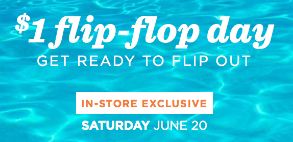 Old navy 1 flip flop sale is tomorrow june 20 2015 money old navy 1 flip flop sale publicscrutiny Image collections