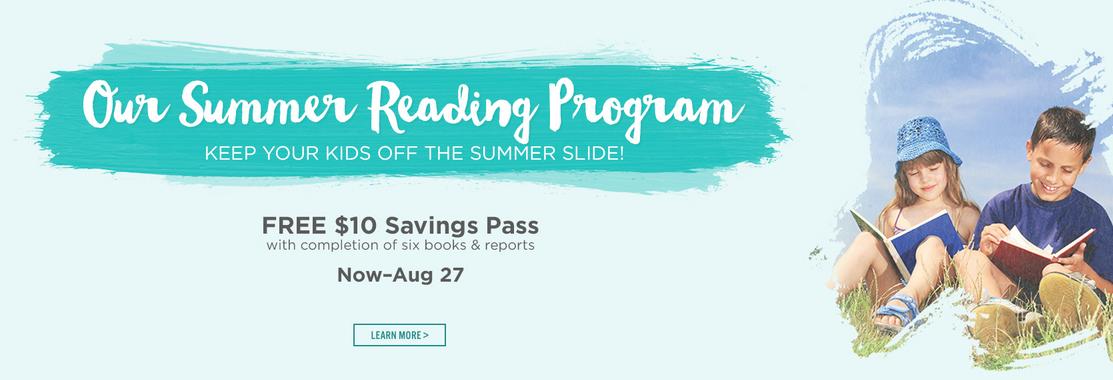Family Christian Summer Reading Program