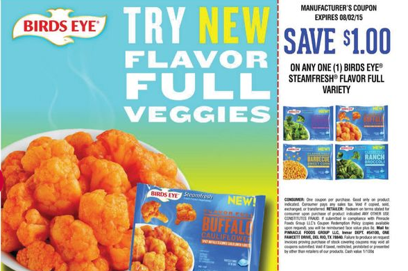 Aug 25, @ PM MST. Share this: Click to share on Facebook (Opens in new window) Pair a Cartwheel offer with Target's every day low prices for easy savings on Steamfresh veggies – no coupons needed! Select. Birds Eye Steamfresh Frozen Vegetables $