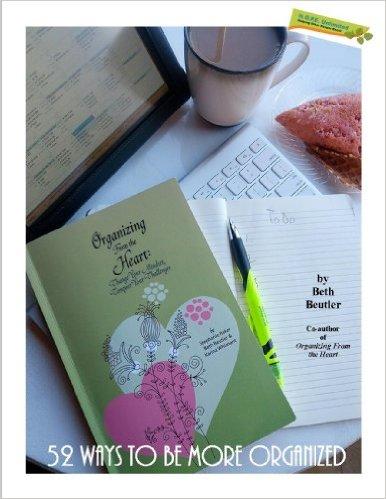 Free Ebooks: 52 Ways to be More Organized, Vegetarian Crockpot, Organize Your Closet, plus more!