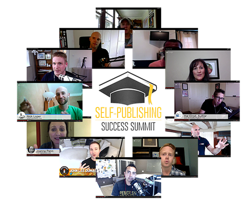 Sign up for the Self-Publishing Success Summit for FREE!
