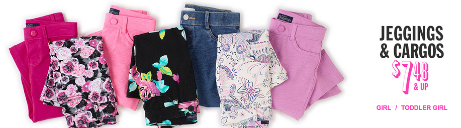 The Children's Place: Jeans as low as $7 shipped!