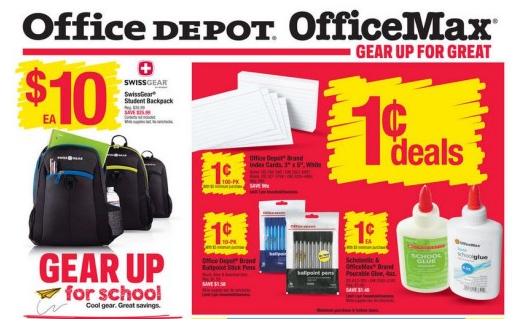 Office Max/Office Depot