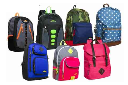 Backpacks for just $5 at Rite Aid this week