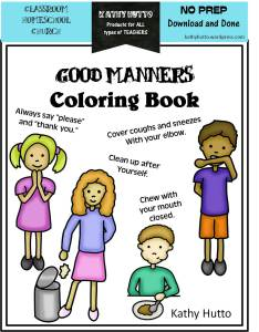 good manners coloring pages for preschoolers - free printable good manners coloring book money saving mom