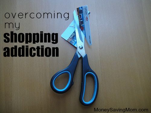 shopping addiction