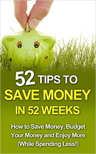 52 tips to save money