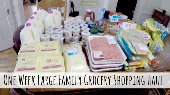 One-Week-Grocery-Shopping-Haul-for-Our-Large-Family