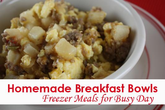 8 Make Ahead Breakfast Ideas