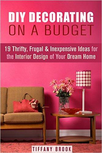 diy decorating on a budget