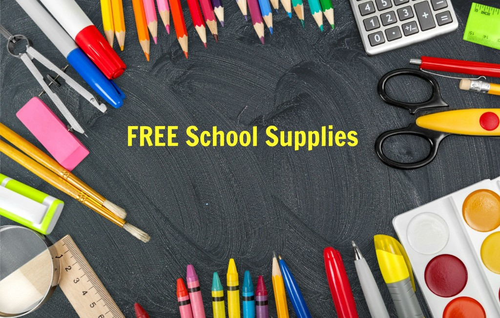 Free back to school deals