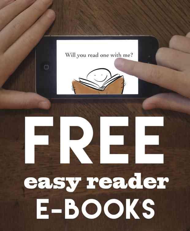 Free Easy Reader Ebooks