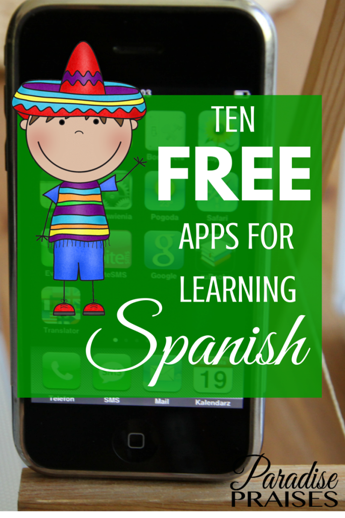 10 FREE Apps for Learning Spanish