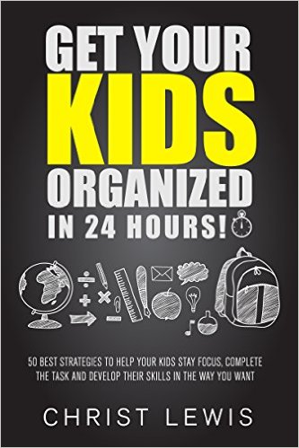 getting your kids organized