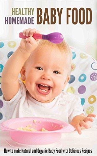 healthy homemade baby food