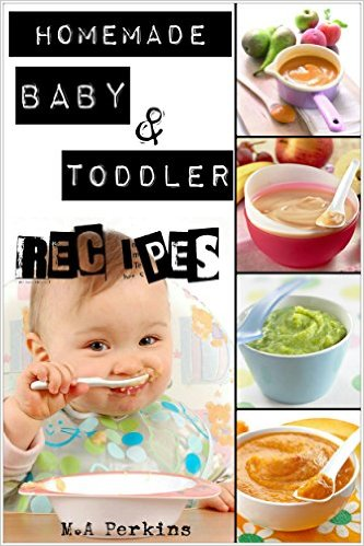 homemade food for toddlers