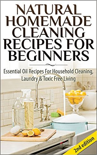 natural homemade cleaning supplies
