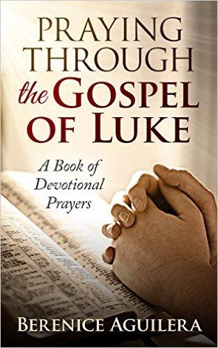 praying through the gospel of luke