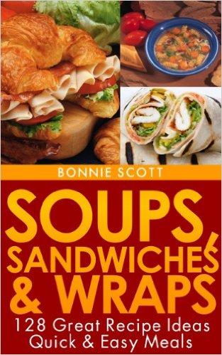 soups salads sandwhich