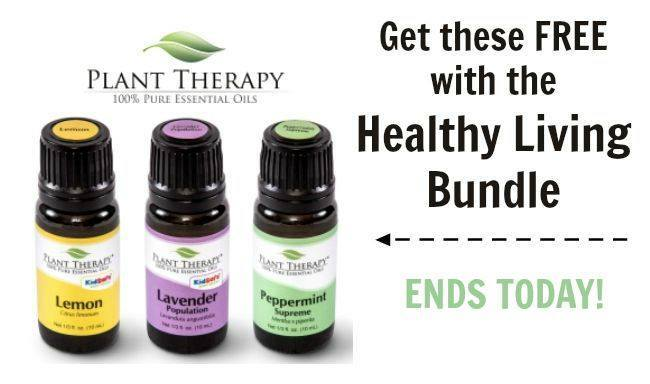 Last chance to get the Ultimate Healthy Living Bundle!