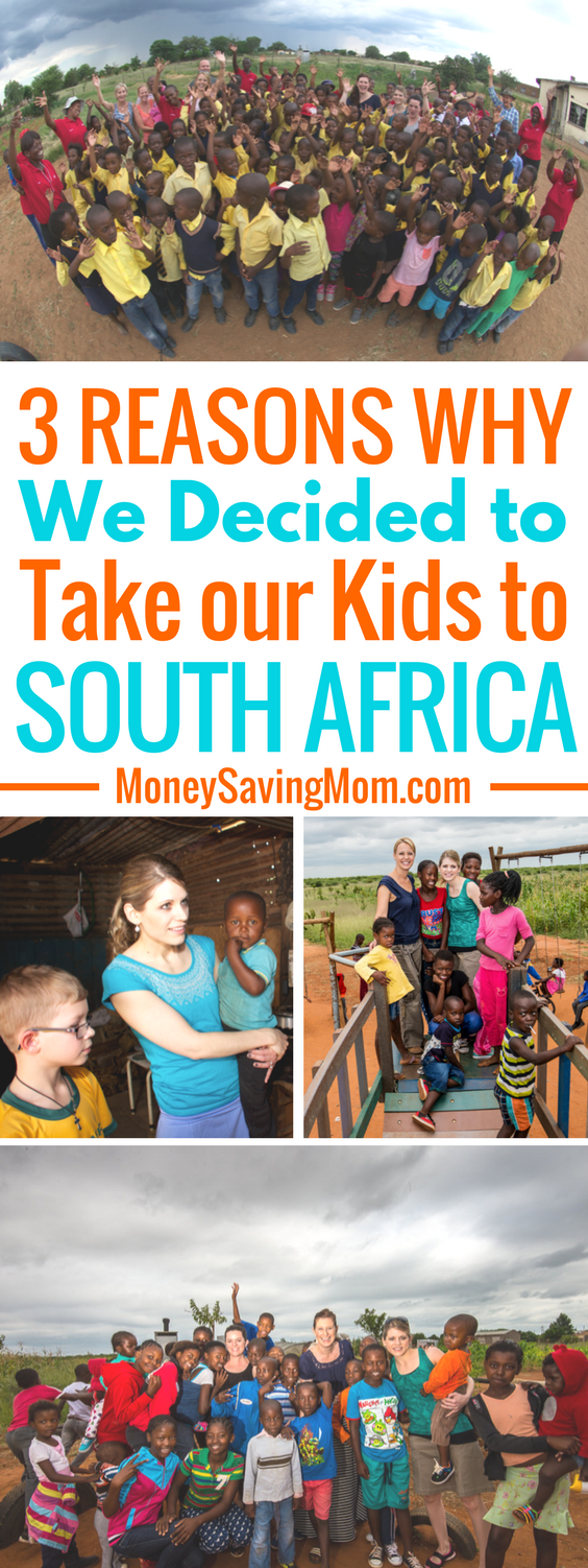 This is an inspiring article on traveling to South Africa as a family!