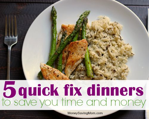 Chicken and Asparagus for book promotion