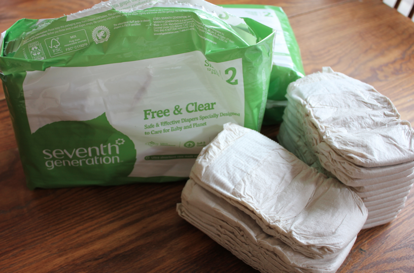 Why We Chose Not to Cloth Diaper