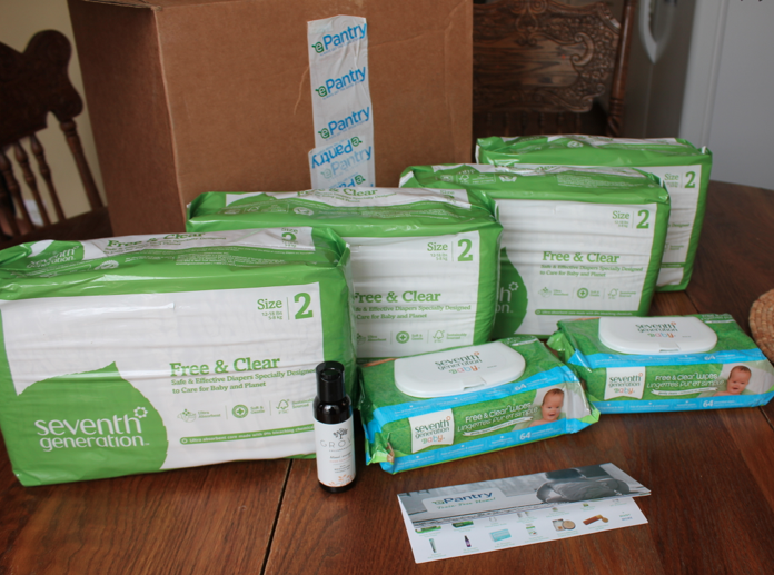Did you see this HOT deal on diapers and wipes?
