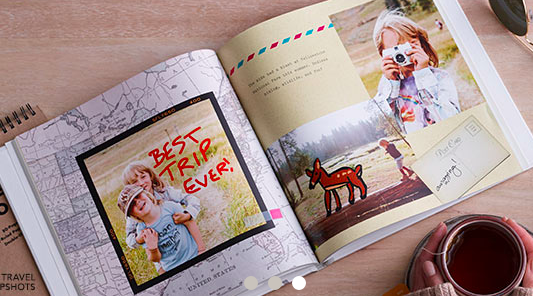 Shutterfly: Free Hardcover Photo Book (just pay shipping)