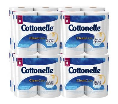 Cottonelle Double Rolls Deal