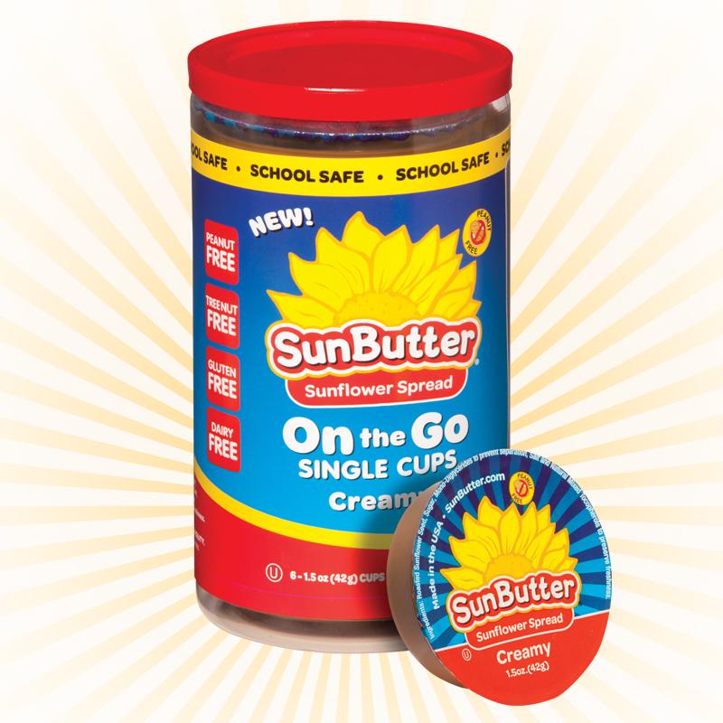 Sun Butter On The Go