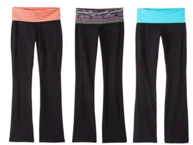 81e571760d Target: Mossimo Yoga Pants for just $7.50 - Money Saving Mom ...