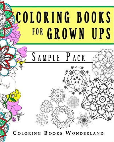 Download A Free Copy Of Coloring Books For Grown Ups