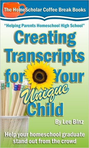 creating transcripts for your child