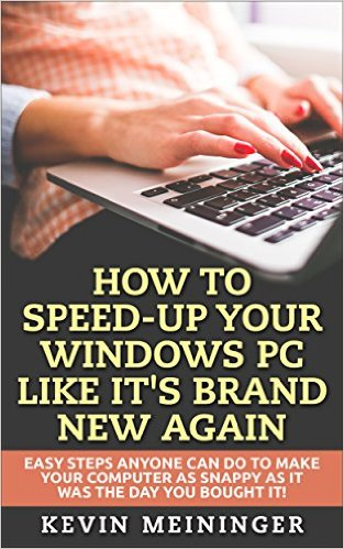 how to speed up your pc
