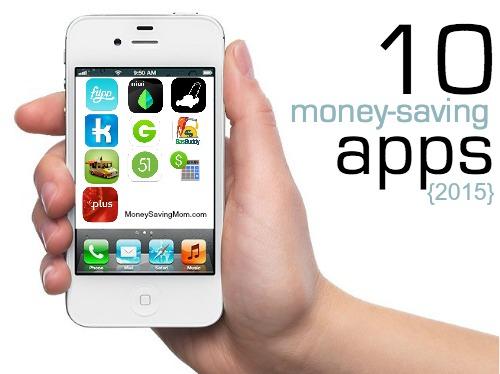 10 money saving apps