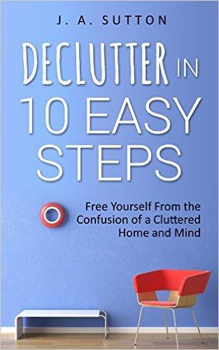 Declutter in 10 steps