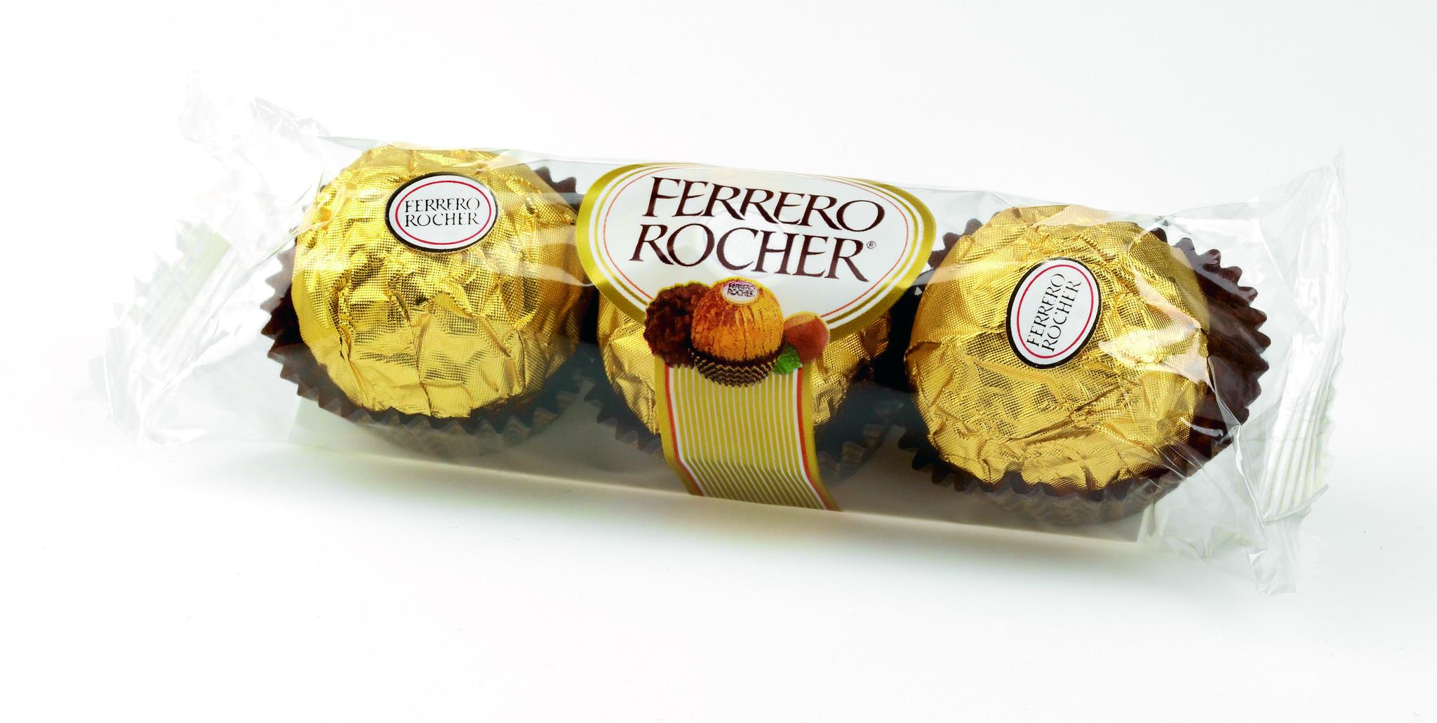Target: Ferrero Rocher Hazelnut 3-Pack Chocolates for just $0.50 ...