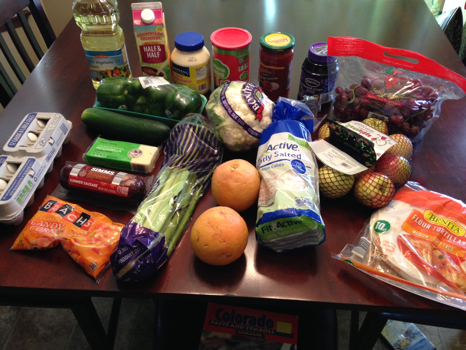 Gretchen's $65 Grocery Shopping Trip and Weekly Menu Plan - Money