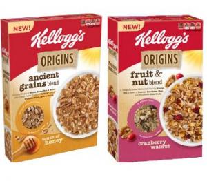 Kellogg's Origins Cereal Deal