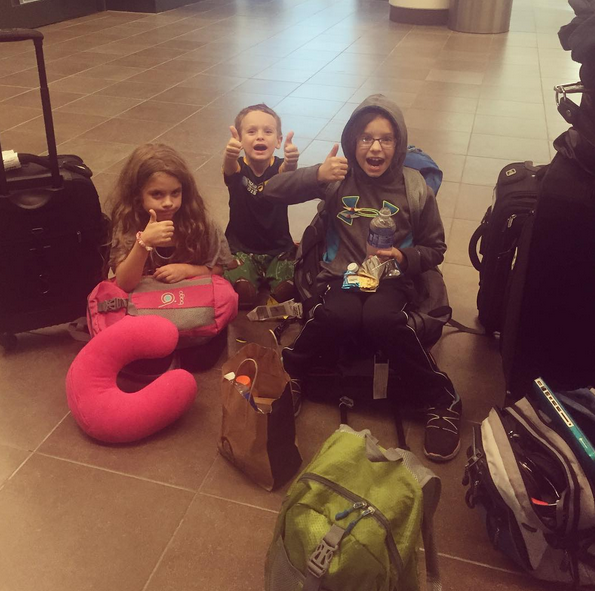 10 Things to Take On Long Trips With Young Kids