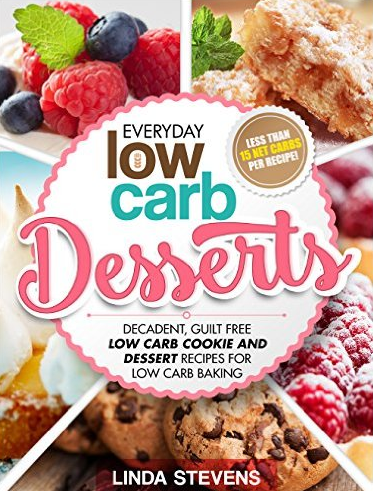 Everyday Low Carb Desserts eBook